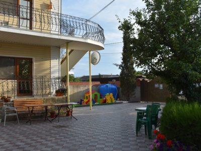 Детская площадка - Частный пансионат «Леман»