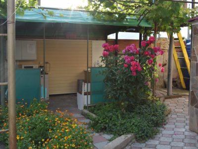 Внешний вид частного пансионата «Леман»